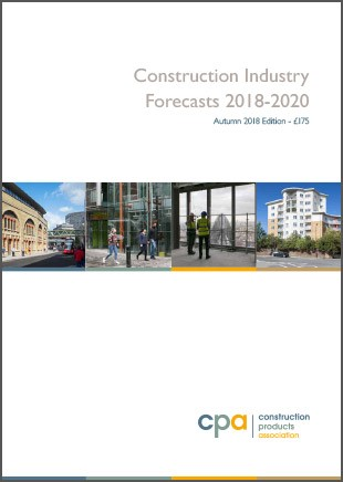 Construction Industry Forecasts - Autumn 2018