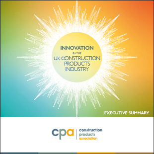 Innovation in the Construction Products Industry - Executive Summary