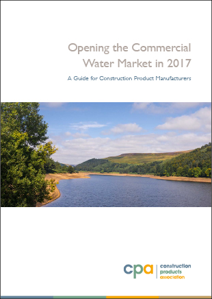 Opening the Commercial Water Market