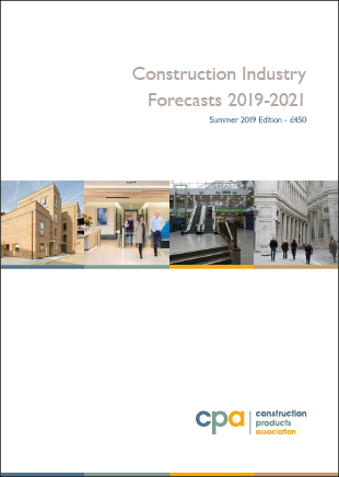 Construction Industry Forecasts - Summer 2019