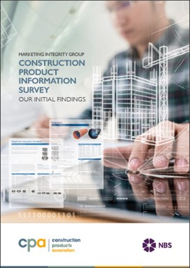 Construction Product Information Survey