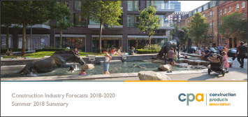 Construction Industry Forecasts Summary - Summer 2018