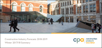 Construction Industry Forecasts Summary - Winter 2017/18